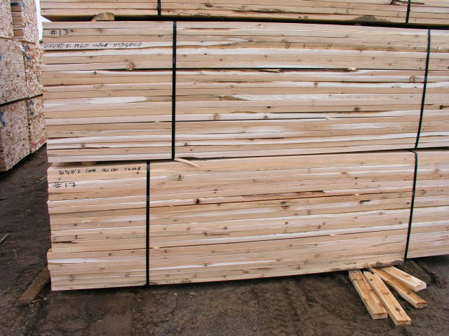 Softwood Lumber Grades ~ Goodwood forest products corp